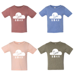 Kid's Birthday Cloud T ShirtClouds and Currents