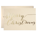 Set Of 50 Merry Christmas Cards (PPSO-01)Clouds and Currents