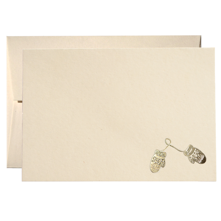 SET OF MITTENS CARDS (PPSD-04)