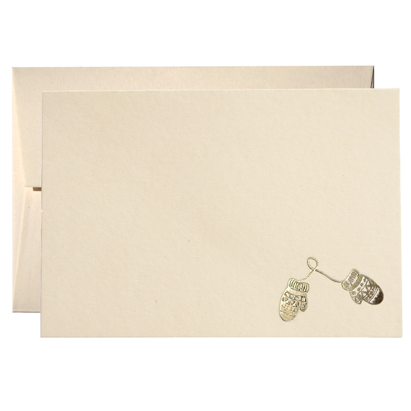 Set Of Mittens Cards (PPSD-04)-clouds-and-currents