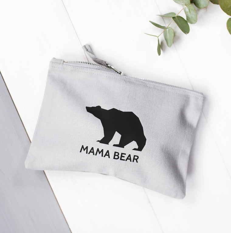 MAMA BEAR WASH BAG