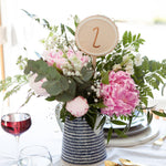 Circular Wedding Table NumbersClouds and Currents