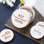 Personalised Date Night Tokens BoxClouds and Currents