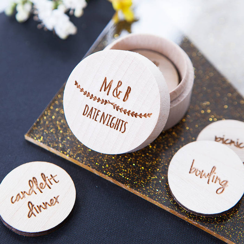PERSONALISED DATE NIGHT TOKENS BOX-clouds-and-currents