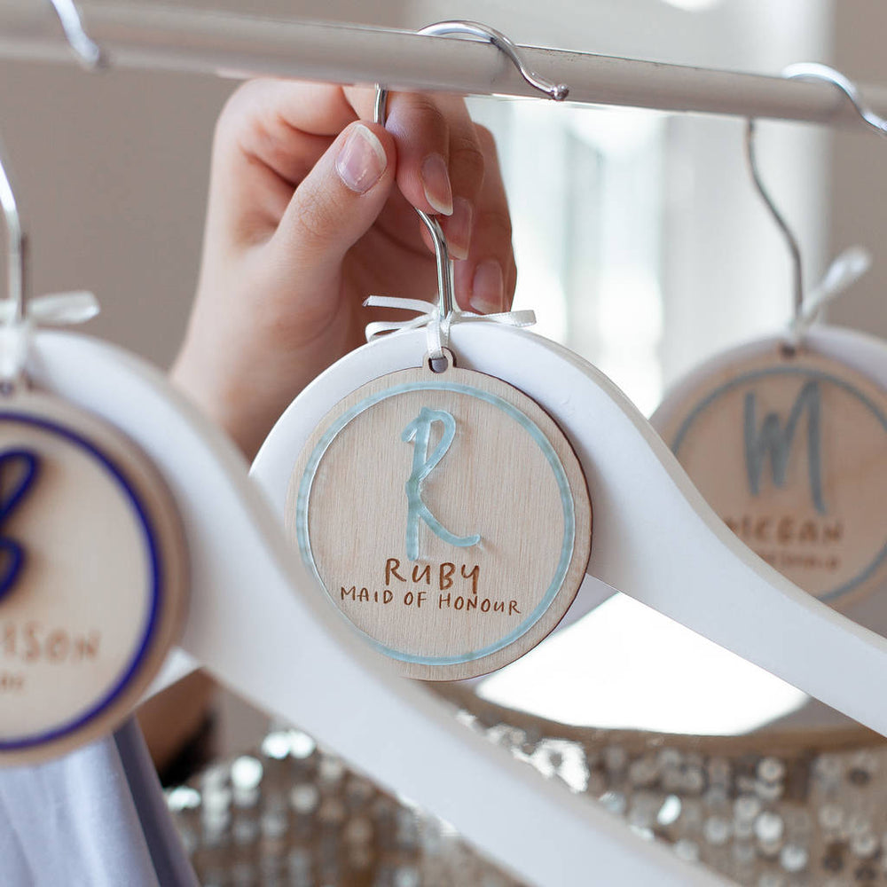 Wedding Bridal Hanger Charm
