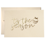 Set Of 50 'Tis The Season Cards (PPSM-02)Clouds and Currents
