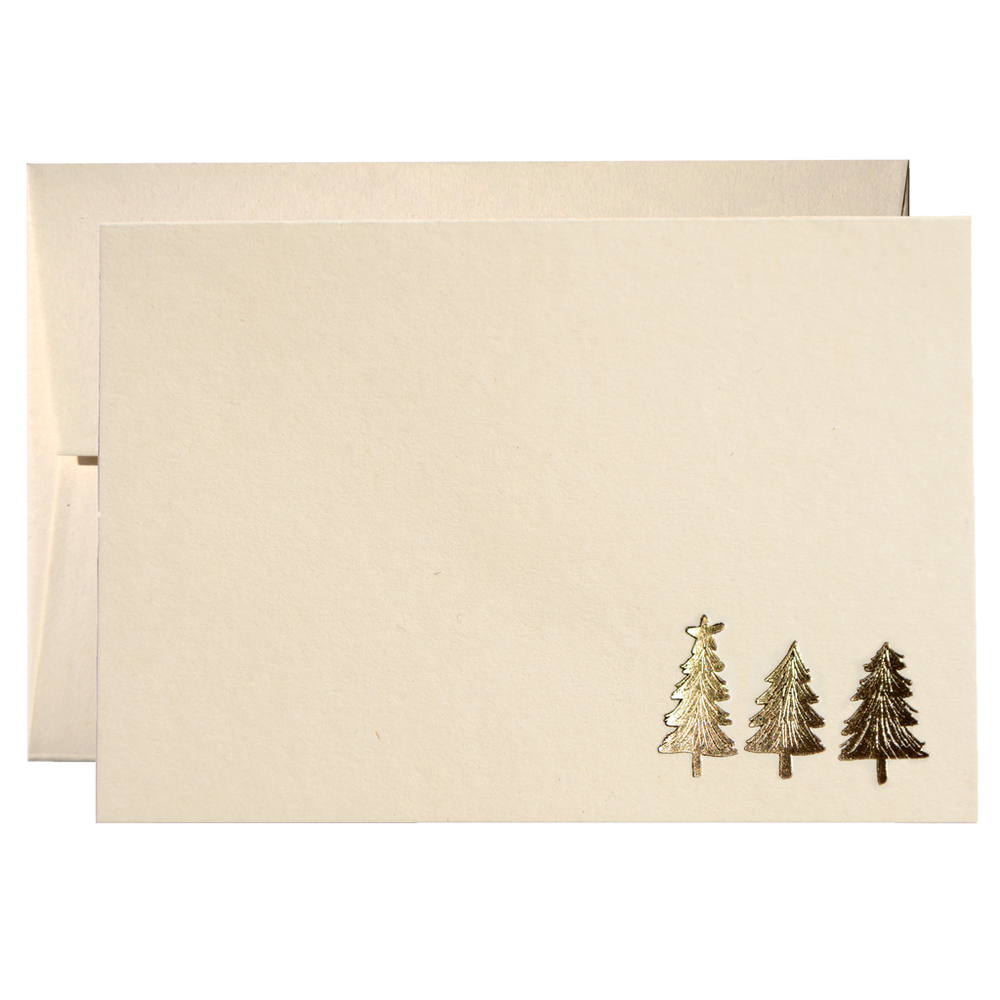 Set Of 50 Three Trees Cards (PPSD-02)Clouds and Currents