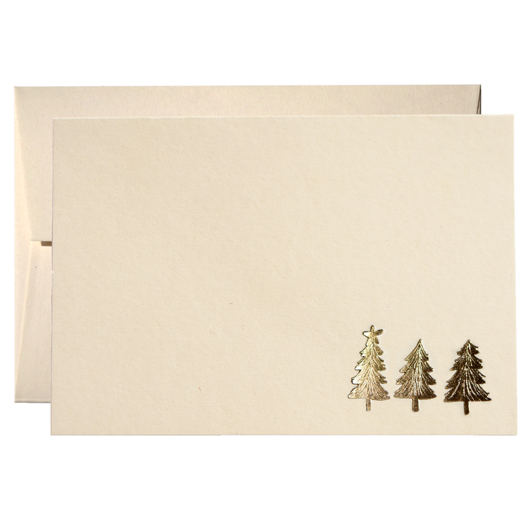 SET OF THREE TREES CARDS (PPSD-02)