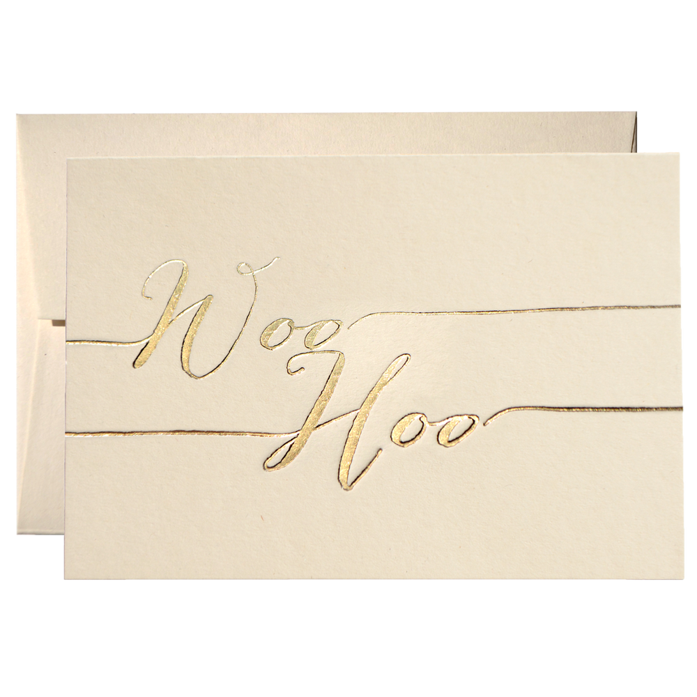 Set Of 50 Woo Hoo Cards (PPSO-02)Clouds and Currents