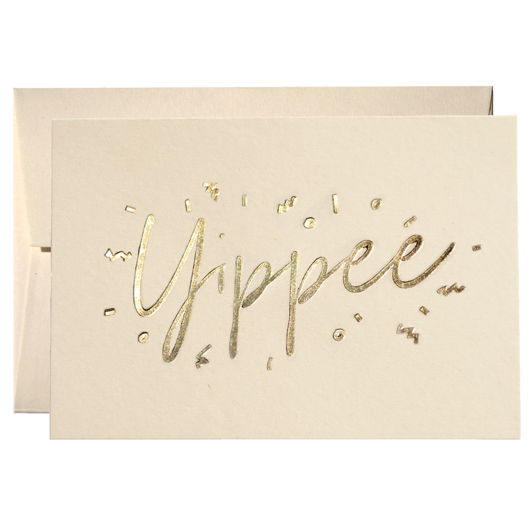 SET OF YIPPEE CARDS (PPSM-05)
