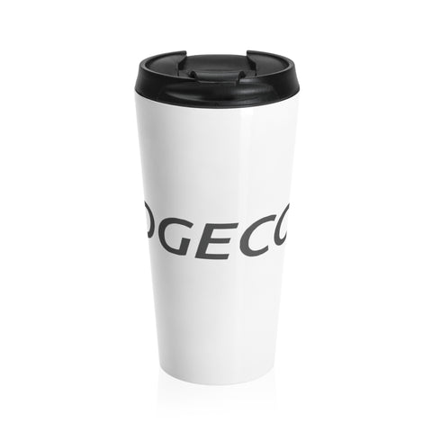 Dogecoin Travel Mug