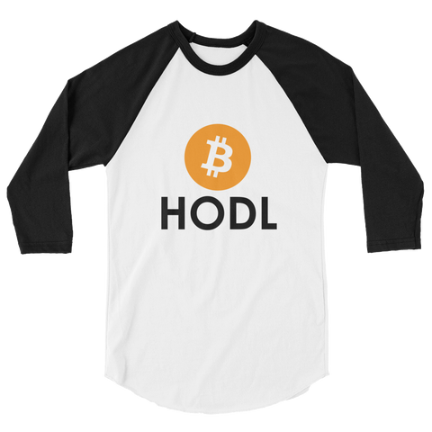 Bitcoin HODL Long Sleeve