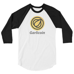 Garlicoin Long Sleeve Shirt (Centered)