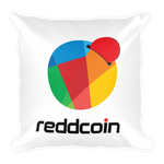 Reddcoin Square Pillow