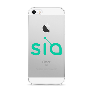Siacoin iPhone 5/5s/Se, 6/6s, 6/6s Plus Case