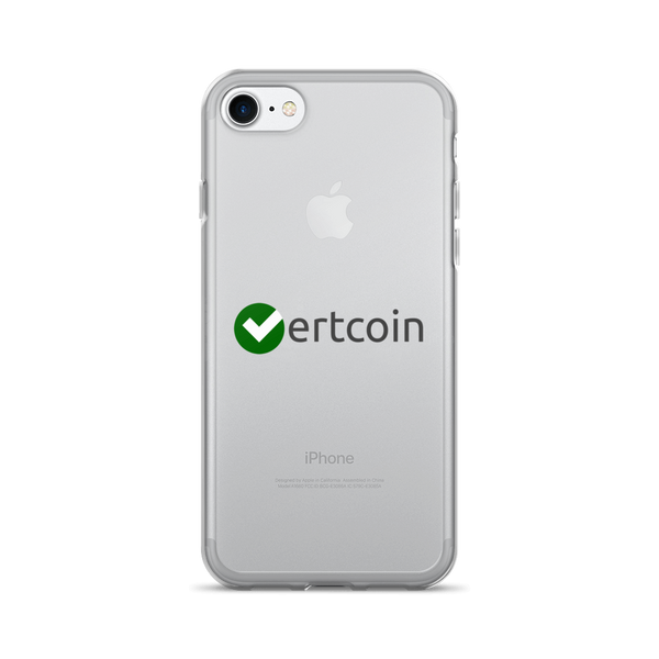 Vertcoin iPhone 7/7 Plus Case