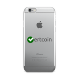 Vertcoin iPhone 5/5s/Se, 6/6s, 6/6s Plus Case