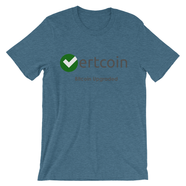 Bitcoin Upgraded Short Sleeve