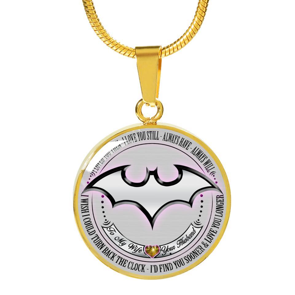 virtual library pointe necklace of collections husband sandi wife and