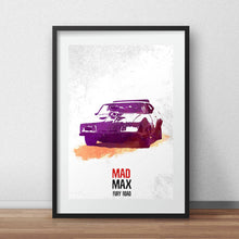 mad max original interceptor movie poster movie art
