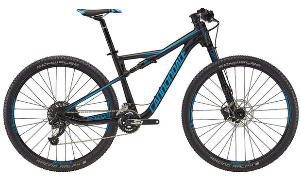 2018 Cannondale Scalpel-Si 5 Mountain Bike