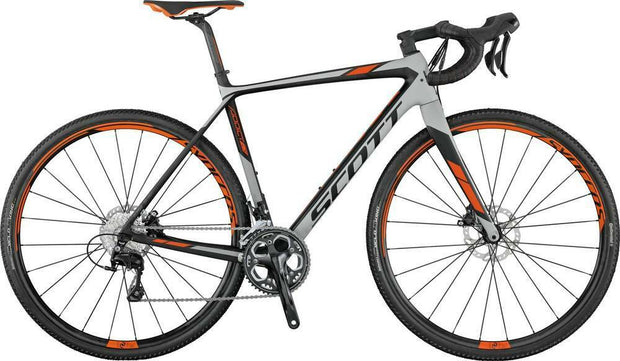 2018 Scott Addict CX 20 Disc Cyclocross/Gravel Bike