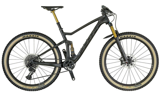 2018 Scott Spark 700 Ultimate Full Suspension Mountain Bike