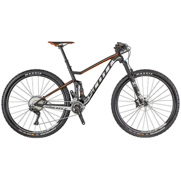 2018 Scott Spark 930 Full Suspension Mountain Bike