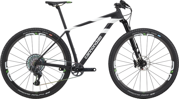 2020 Cannondale F-Si Hi-MOD World Cup