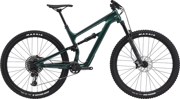 2020 Cannondale Habit Carbon 3