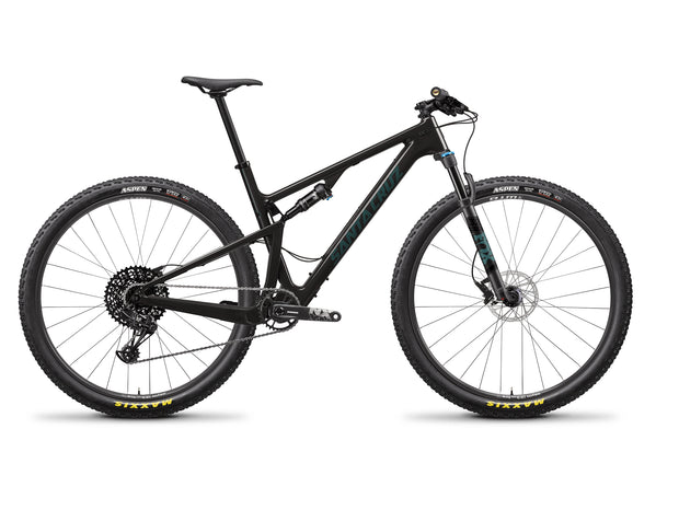 2020 Santa Cruz Blur R-Carbon C-29 Mountain Bike