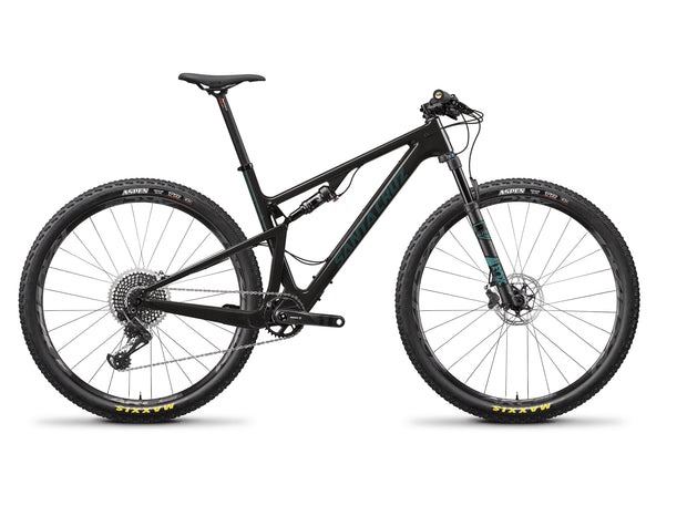 2020 Santa Cruz Blur X01-Carbon CC-29 Mountain Bike