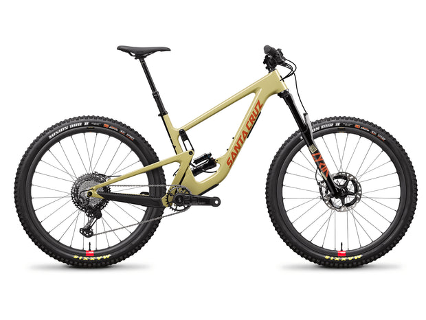 2020 Santa Cruz Hightower XTR Reserve-Carbon CC-29 Mountain Bike