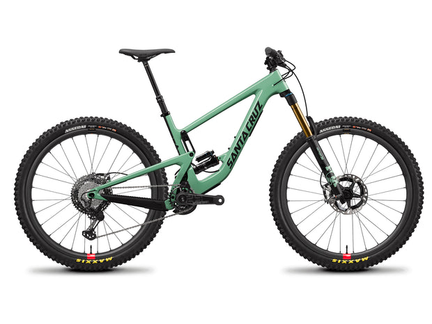 2020 Santa Cruz Megatower XTR Reserve-Carbon CC-29 Mountian Bike