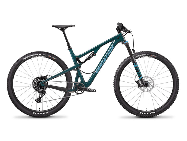 2019 Santa Cruz Tallboy R-Carbon C-29 Mountain Bike