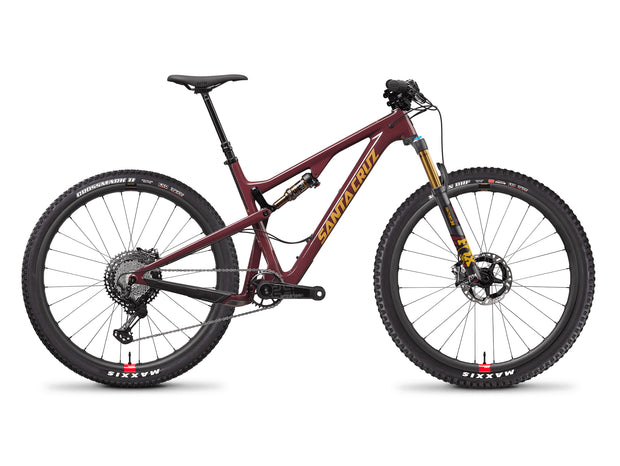 2020 Santa Cruz Tallboy XTR Reserve-Carbon CC-29 Mountain Bike