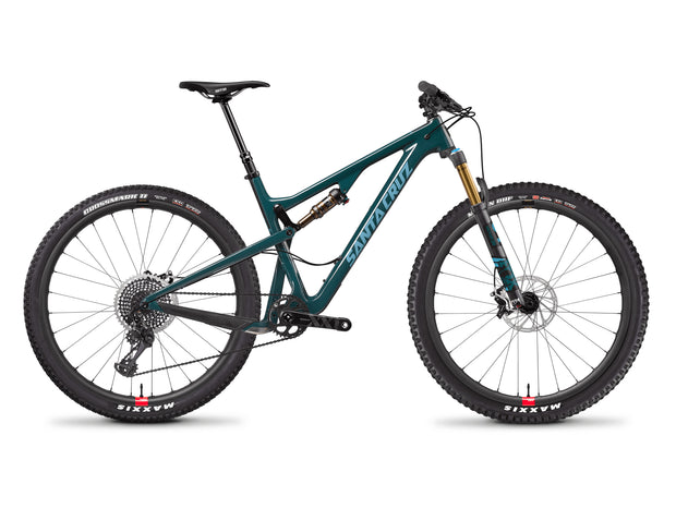2020 Santa Cruz Tallboy XX1 Reserve-Carbon CC-29 Mountain Bike