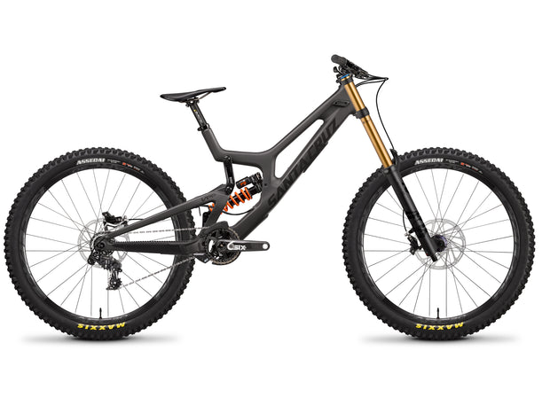 2020 Santa Cruz V10 X01-Carbon CC- 27.5 Mountain Bike