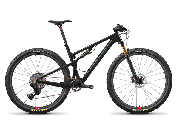 2020 Santa Cruz XX1 AXS Reserve-Carbon CC-29 Mountain Bike