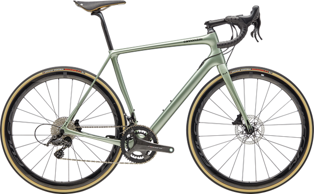 2020 Cannondale Synapse Hi-MOD Disc Record