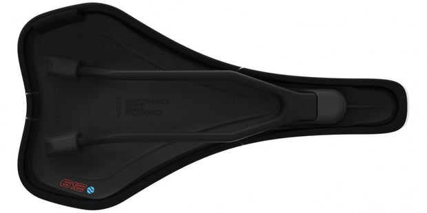 612 ERGOWAVE NON ACTIVE CARBON SADDLE