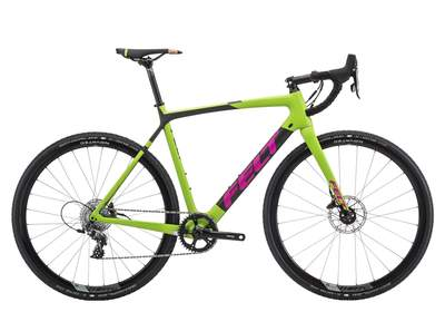 2018 Felt F4X Carbon SRAM Force 1X Disc Cyclocross Bike
