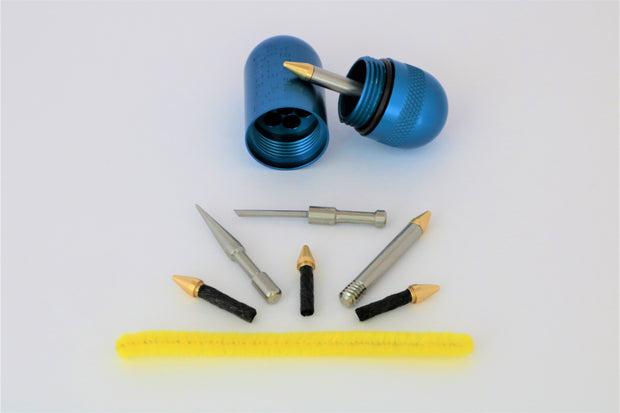Dynaplug® Blue Pill - Tubeless Bicycle Tire Repair Kit