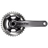 SHIMANO FC-M9020-2 XTR HOLLOWTECH II Trail Crankset (2x11-Speed)