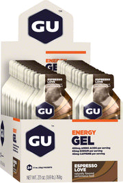 GU Energy Gel: Espresso Love