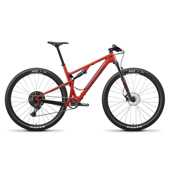 2019 Santa Cruz Blur 3.0 S-Carbon C-29 Mountain Bike