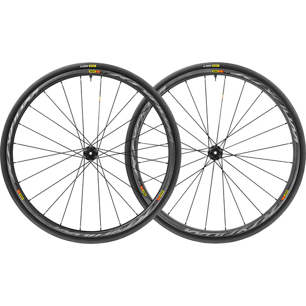 2018 MAVIC KSYRIUM PRO CARBON SL CLINCHER (Rim Brake)
