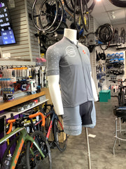 Piermont Bicycle Connection Team Bib shorts with Castelli Kiss Air Pad