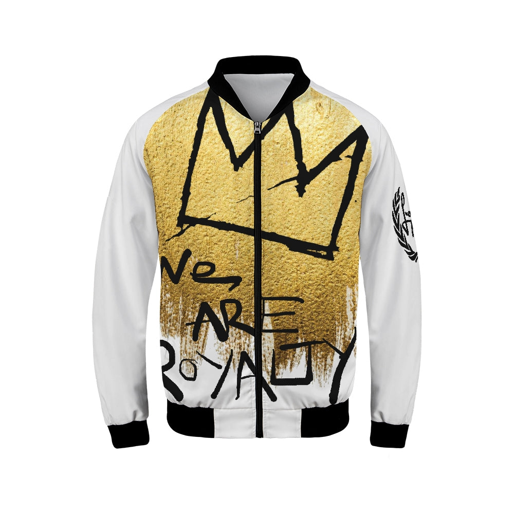 We are Royalty Men's Bomber Jacket
