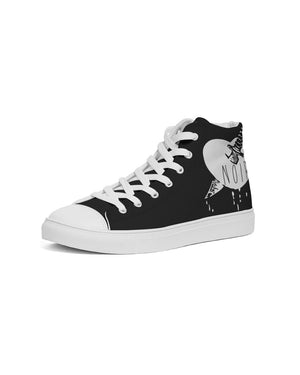 Love Hurts High Top Sneaker